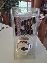 Milwaukee Brewers Miller Park Inaugural Opening Day Game Baseball - $30 in Brookfield, Wisconsin
