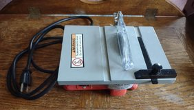 """Chicago Electric Mighty-Mite 4"""" Miter Saw in Cherry Point, North Carolina"""