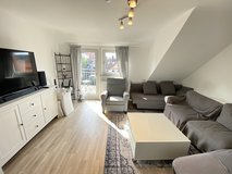 """KL - near city park/central station - 2 bedrooms, built-in kitchen, """"furnished"""" in Ramstein, Germany"""