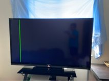 """60"""" TV, Sharp Brand in Lackland AFB, Texas"""