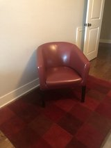 Red Chair in Naperville, Illinois