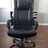 High back office chair in Naperville, Illinois