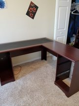 L-Shaped Office Desk in Cherry Point, North Carolina