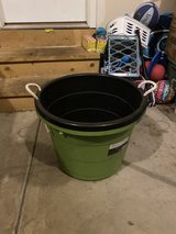 2 Large Plastic Tubs in Naperville, Illinois