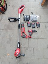 Einhell 18v LIION tool kit in Ramstein, Germany