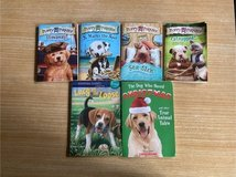 Puppy Pirates book lot and 2 other dog books in Stuttgart, GE