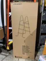 Pool ladder (for Intex pool) in Naperville, Illinois