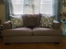 Couch and love seat in Little Rock, Arkansas