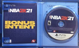NBA 2K21 (PS5) in Nellis AFB, Nevada
