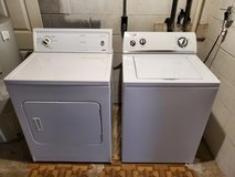 Whirlpool washer and Kenmore dryer in Fort Campbell, Kentucky