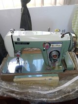Used New Home Super Deluxe Sewing Machine in 29 Palms, California