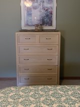 Thomasville 5-drawer dresser preowned in Naperville, Illinois