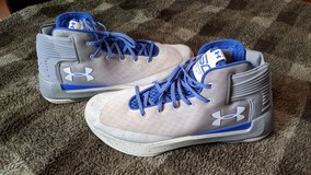 Steph Curry Under Armour Tennis Shoes, Size 14 in Kingwood, Texas