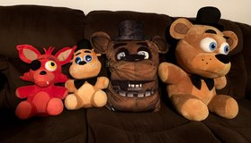 Five nights at Freddys in Barstow, California