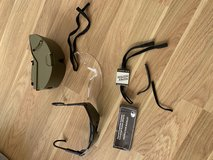 US ARMY Special Protective Eyewear Cylindrical System in Ramstein, Germany