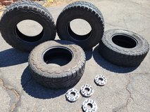 Toyo R/T Open Country 35x12.5 RT17 LT in Camp Pendleton, California