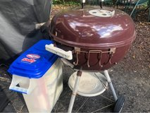 Weber Kettle Charcoal Grill w/Charcoal in Naperville, Illinois