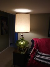 Extra Large Antique MCM Table Lamp in Naperville, Illinois