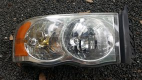 2002-2005 Dodge Truck headlight Assy. and Fog Light (Not Shown) in Conroe, Texas