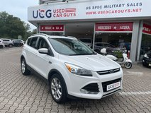 2015 Ford Escape Titanium in Spangdahlem, Germany