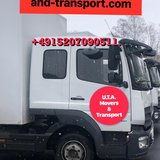 KMC BEST MOVERS AND TRANSPORT PICK UP AND DELIVERY FURNITURE INSTALLATION in Ramstein, Germany