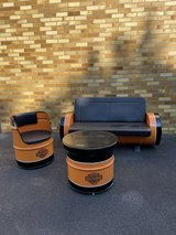 Couchset Harley Davidson (new/unused) in Ramstein, Germany