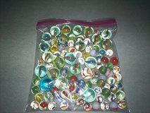 95 marbles - 22 large ones and 73 small ones in Elizabethtown, Kentucky
