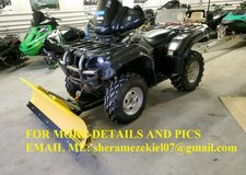 2005 Yamaha Grizzly 4x4 ATV in Lackland AFB, Texas
