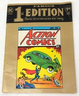 DC ACTION COMICS FAMOUS 1st FIRST EDITION C-26 - 1974 - SUPERMAN in Naperville, Illinois