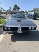 1972 Dodge Charger 318 in Camp Pendleton, California