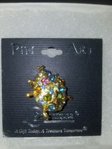 Spoontiques Pin Art Ladybug Crystal Pin 10966LF (T=40/3) in Fort Campbell, Kentucky