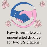 Okinawa Divorce - Mutual Agreement Divorce for 2 US Citizens in Okinawa, Japan