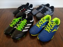 NEW Kids Soccer+Running shoes in Camp Pendleton, California
