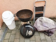 Charcoal Grill in Wiesbaden, GE