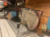 Pending Large dog crate and bed in Warner Robins, Georgia