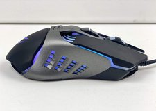 Bugha Exclusive LED Gaming Mouse 7-key/7200 dpi USB Wired for PC (T=12) in Fort Campbell, Kentucky