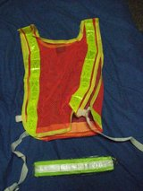 New Running Vest and Belt in Okinawa, Japan