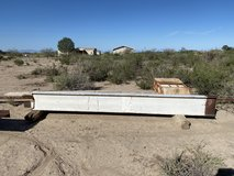 """Steel I-Beam 16"""" Used Very Good Condition in Alamogordo, New Mexico"""