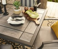 Outdoor table in Camp Pendleton, California