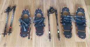 Snow Shoes in Ramstein, Germany