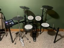 Roland TD-25KV Electric Drum Set V-Drums w/ Extras....GOING FOR FREE in Watertown, New York