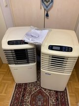2 Air Conditioners in Wiesbaden, GE
