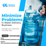 Water Delivery Management Software in Kissimmee, Florida
