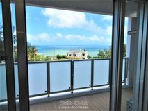 (K9) Kin ocean view from kitchen and Bed room!! free internet!! in Okinawa, Japan