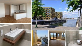 NEW 4 room penthouse apartment, riveside, Zollhafen, Mainz in Wiesbaden, GE