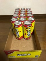 Ghost Sour Patch Kids Energy Drinks (Flavor - Redberry) x17 in Okinawa, Japan