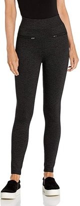 Daily Ritual Women's Ponte Knit Skinny-Fit Zip Pants in Nellis AFB, Nevada