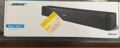 Bose Solo 5 Bluetooth TV surround sound system in Kingwood, Texas