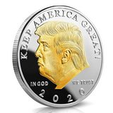 Hurry and get your Free Trump Gold Coin while supplies last in Brookfield, Wisconsin