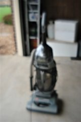 HOOVER UPRIGHT VACUUM WITH ATTACHMENTS - LIKE NEW in Naperville, Illinois